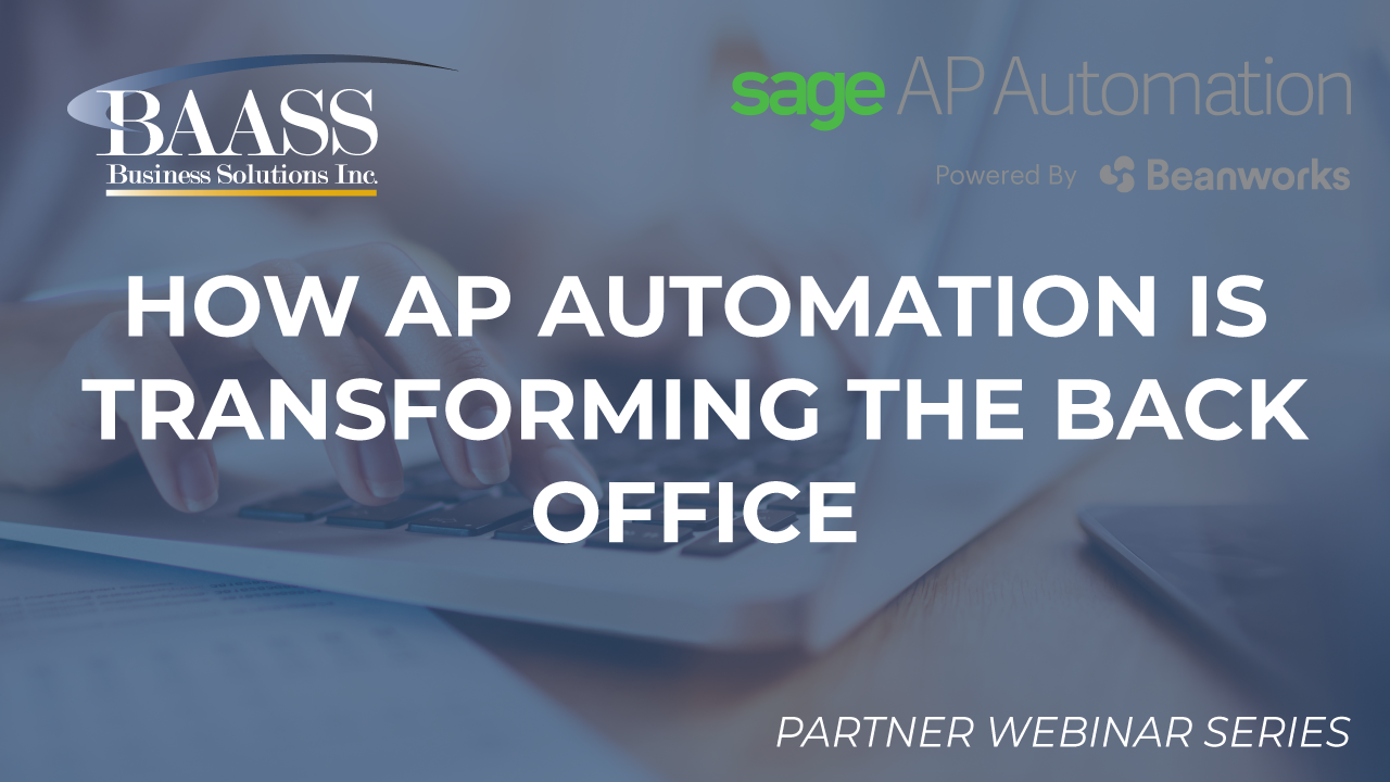 How AP Automation is Transforming the Back Office