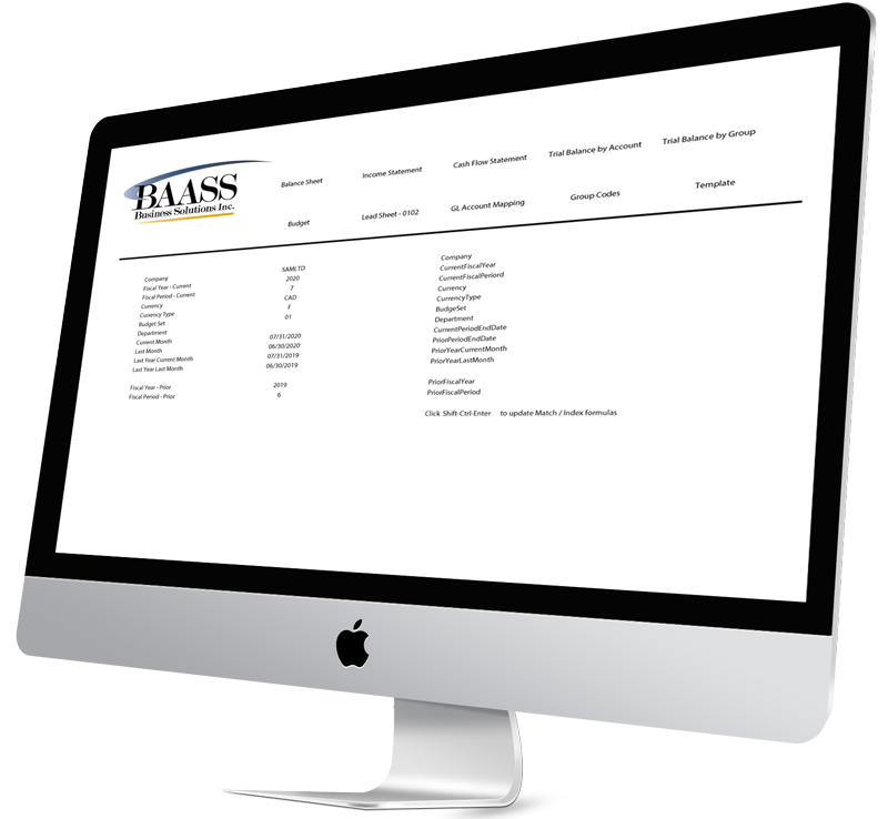 BAASS Financial-Statements-Menu-Page iMac