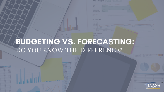 Budgeting Vs. Forecasting_ Do you know the Difference_