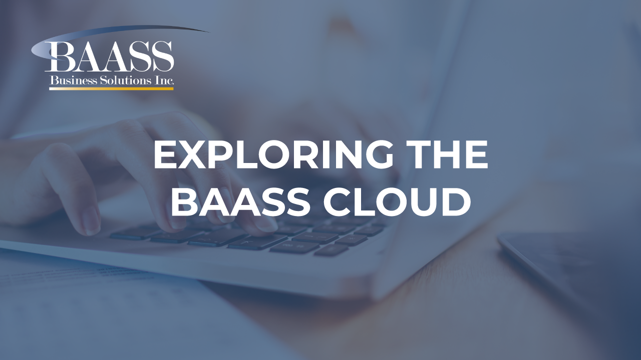 Exploring the BAASS Cloud