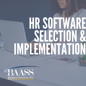 HRIS #4 HR Software Selection and Implementation