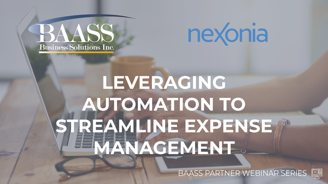 Leveraging Automation to Streamline Expense Management