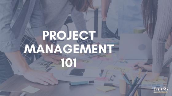 Project Management 101