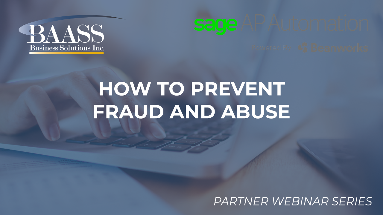 How to Prevent Fraud and Abuse