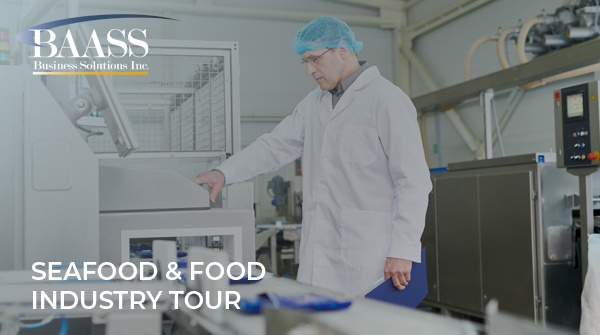 Seafood Tour Email Header