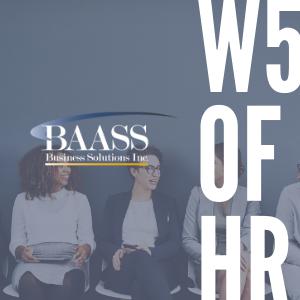 W5 of HR Webinar