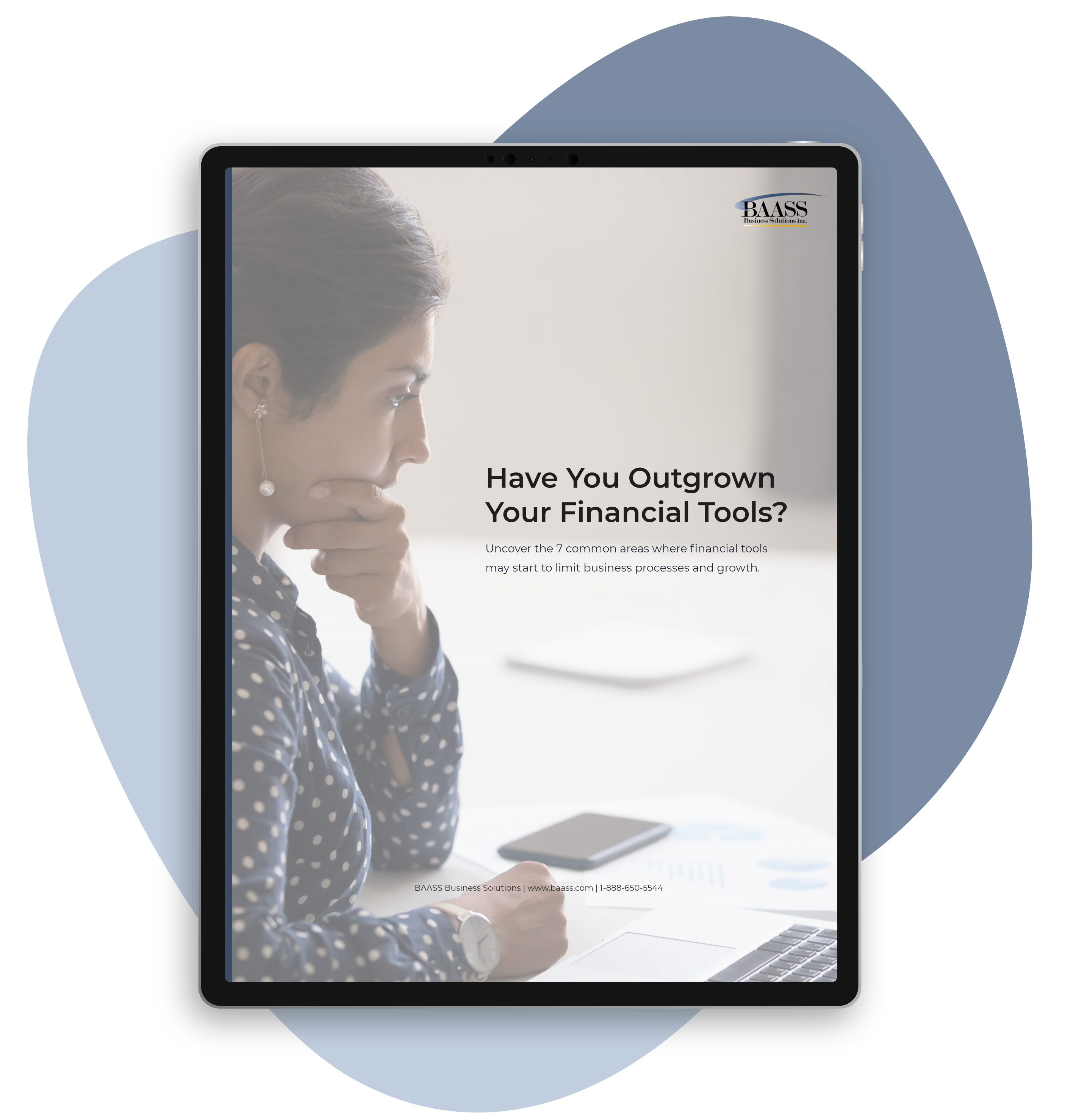 White Paper - Ipad - Outgrown Landing Page–
