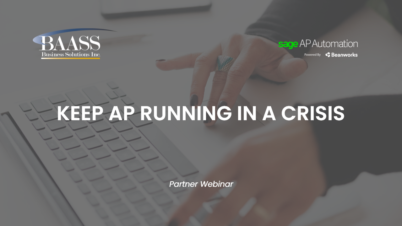 Keep AP Running in a Crisis