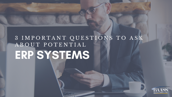 3 Important Questions to Ask About Potential EPR Systems