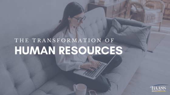 The Transformation of Human Resources