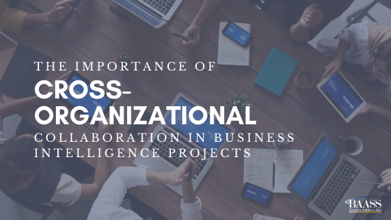 The Importance of Cross-Organizational Collaboration in Business Intelligence Projects