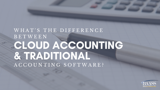 GUIDE | The Difference Between Cloud & Traditional Accounting Software