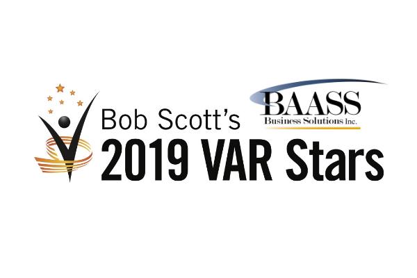 BAASS Announced As One Of Bob Scott's VAR Stars 2019