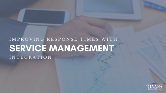 Improving Response Times with Service Management Integration