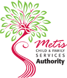 Metis Child and Family Service Authority Logo