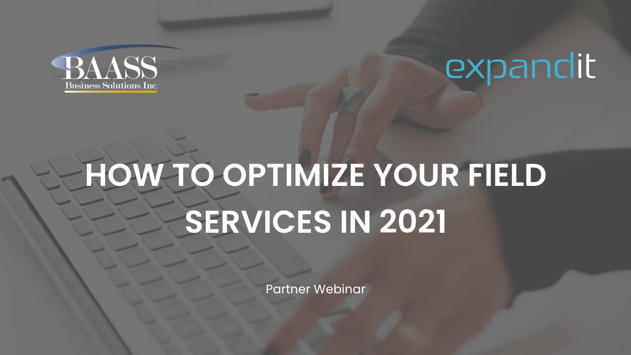 How To Optimize Your Field Services in 2021